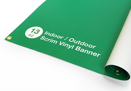 13oz Indoor / Outdoor Scrim Vinyl 01
