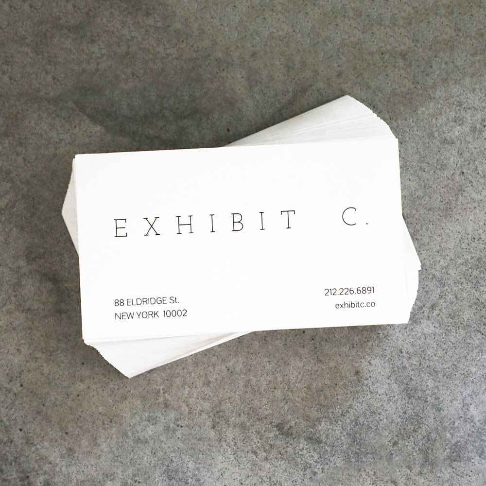 C1S Business Cards